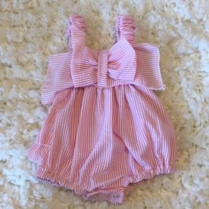 Other - Baby girl pink summer outfit.